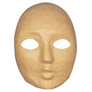 Masca papier mache - fata