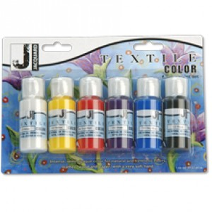 Set Jacquard Textile Color Starter Set