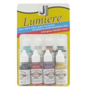 Set culori Jacquard Lumiere Exciter Pack