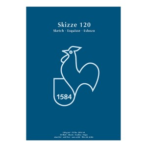 Bloc desen Hahnemuhle Skizze 120