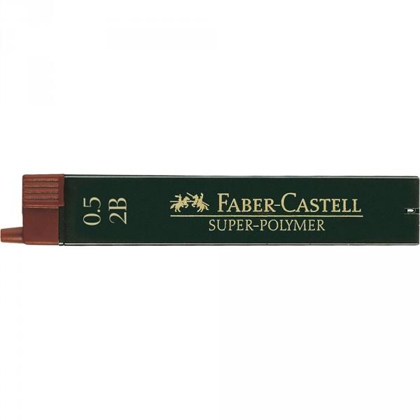 Mine creion Faber-Castell Super-Polymer 0.5mm