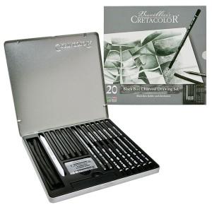 Set creioane Cretacolor Black Box