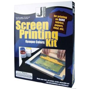 Set serigrafie Jacquard Professional
