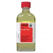 Ulei de in polimerizat Lukas 125 ml.