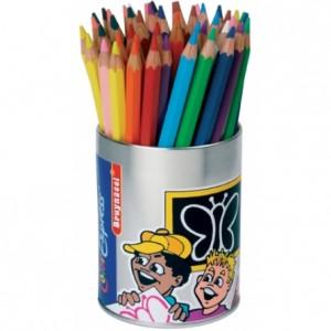 Set 48 creioane colorate Bruynzeel Color Mega Pencils