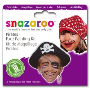 Set pictura pe fata Pirati