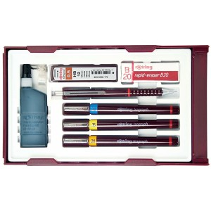 Set Rotring Isograph College