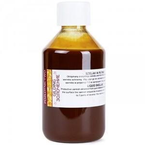 Vernis shellac 250 ml.