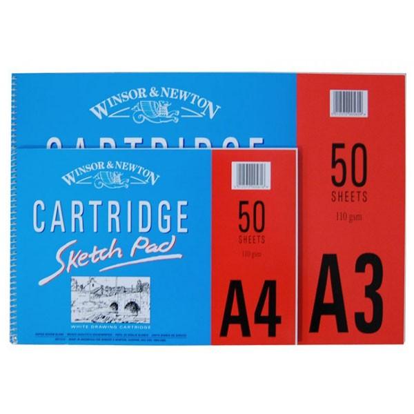 Bloc de desen Winsor & Newton Cartridge