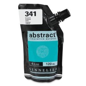 Culori acrilice Sennelier Abstract, confectiune de 120 ml.