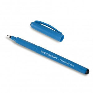 Manuscript Fineliner Pen