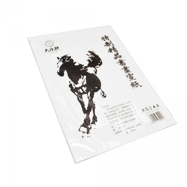 Carnet caligrafie 26/36cm 35file