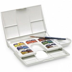 Set Acuarele Winsor & Newton Cotman Compact Set
