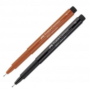 Liner Faber Castell Pitt Artist Pen