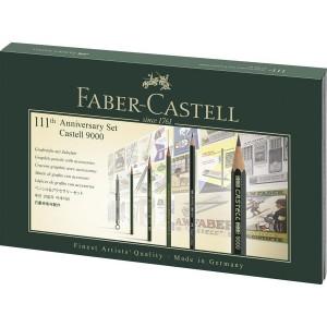 Set creioane Aniversar Castell 9000