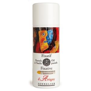 Fixativ spray pt. pastel gras d'Artigny