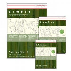 Bloc de desen Hahnemuhle Bamboo Sketch