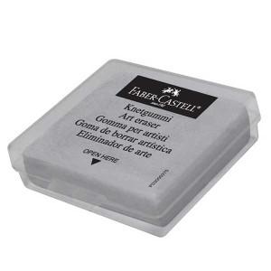 Guma plastica gri Faber Castell