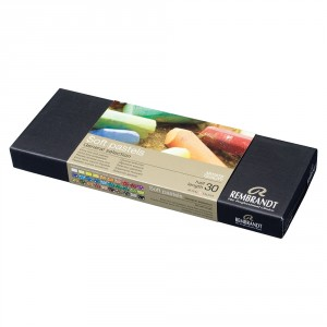 Set pastel uscat Rembrandt General Selection 30.5