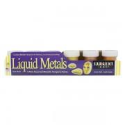 Set tempera Liquid Metals