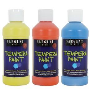 Culori tempera Sargent