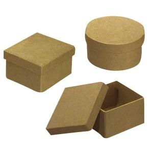 Cutie papier mache mini