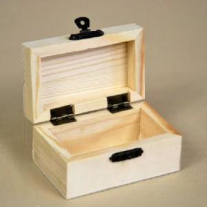 Cutie de lemn mini