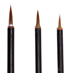 Pensule bambus AS 10 - detaliu