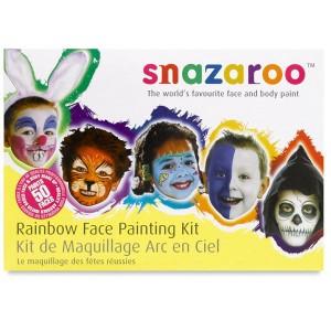 "Set pictura pe fata ""Rainbow"""