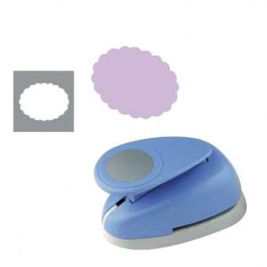Perforatoare cu model oval ondulat