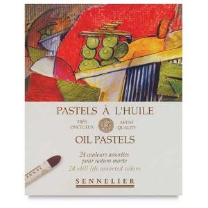 Set pastel gras Sennelier Still Life 24