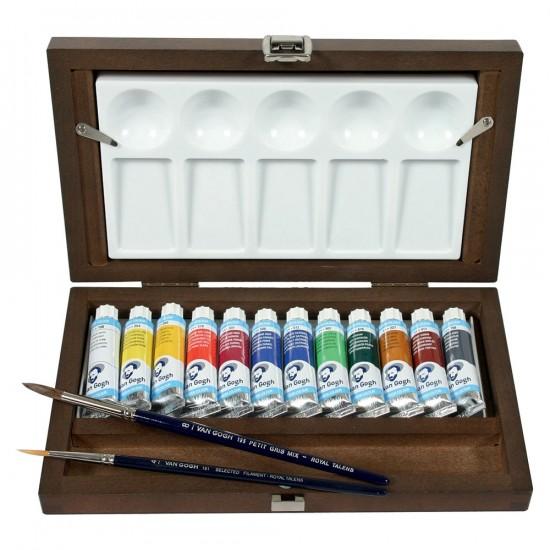 Set acuareleVan Gogh Box 12x10ml