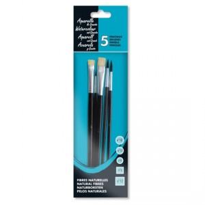 Set pensule pentru pictura Raphael 10530