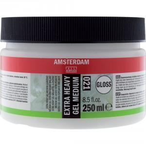 Amsterdam Extra Heavy Gel Medium Glossy 021