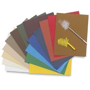 Carton colorat Canson Mi Teintes
