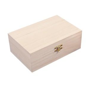 Cutie lemn simpla