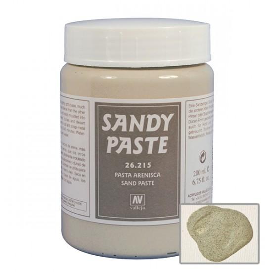 Pasta acrilica Vallejo Sandy Paste