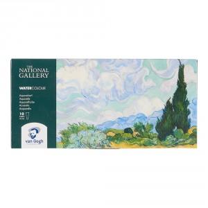 Set acuarele Van Gogh National Gallery