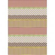 Coala adeziva textila Pattern Mix