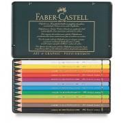 Set 12 creioane colorate Polychromos