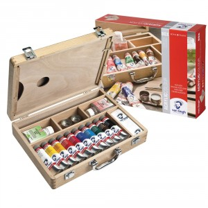 Set culori acrilice Van Gogh Basic Box