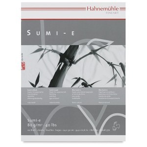 Hartie Hahnemuhle Sumi-e 80 gr/mp.