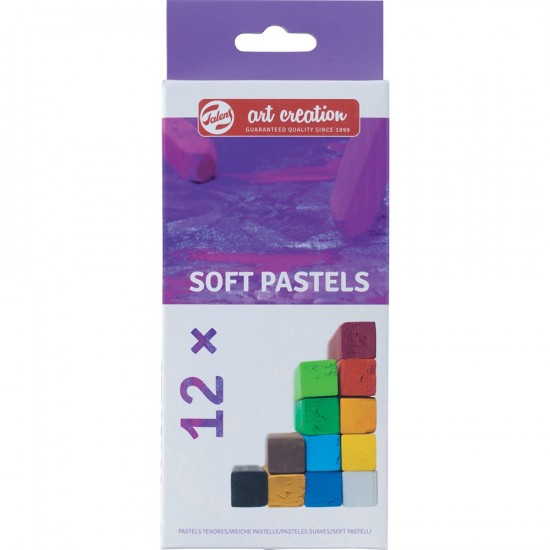 Set pastel uscat Art Creation 12