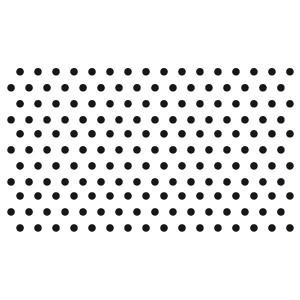 Stampila silicon transparent - puncte