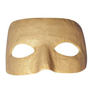 """Masca papier mache """"Domino"""""""