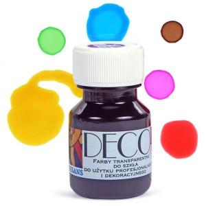 Culori pt sticla Deco