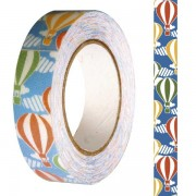 Banda adeziva textila Baloane
