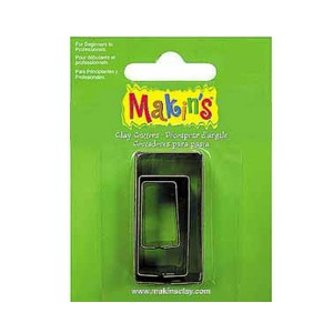 Set 3 forme modelaj Makin's dreptunghi