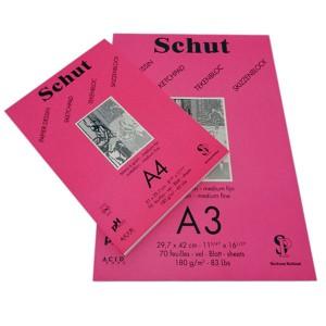 Bloc desen Schut Sketch Pad 180 gr/mp