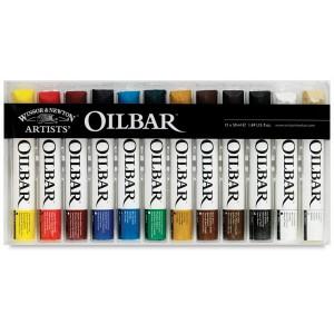 Set 12 culori ulei Artist's Oilbars